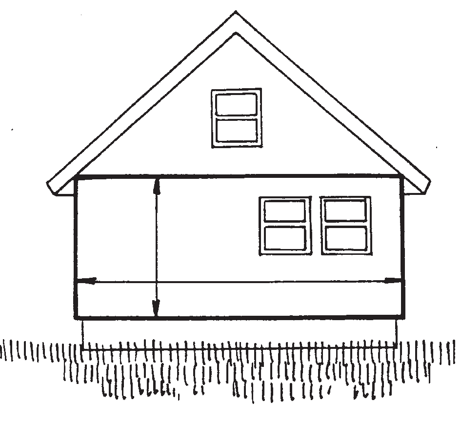 100 How To Figure Square Footage Of A House Where A