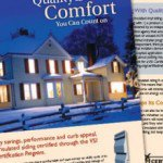 Certified Insulated Siding
