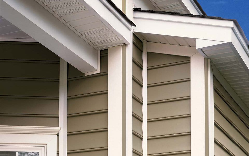 Beaded Soffit Vinyl Siding Institute Vsi