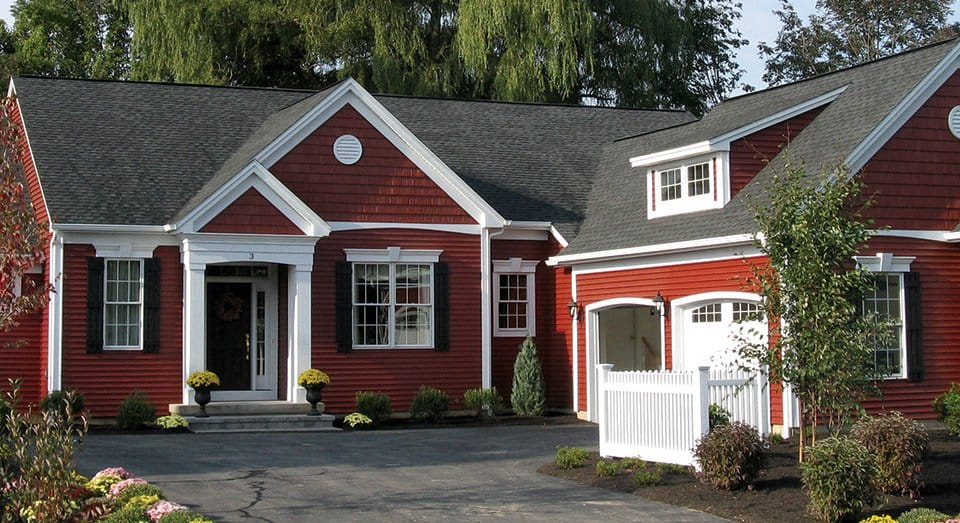 Cape Cod Clapboard Vinyl Siding Institute Vsi