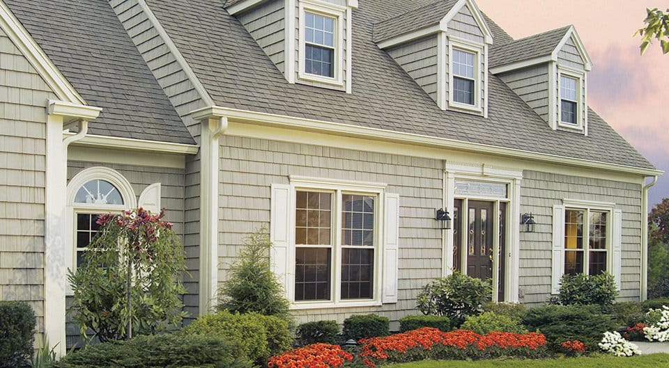 Cape Cod Shake Vinyl Siding Institute Vsi