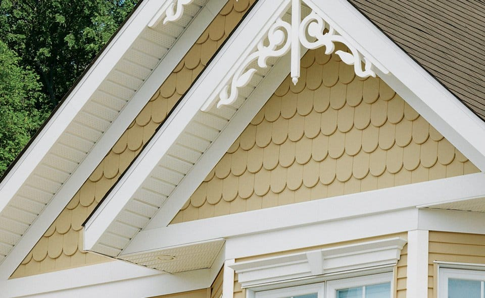Gingerbread Trim And Scallops Vinyl Siding Institute Vsi