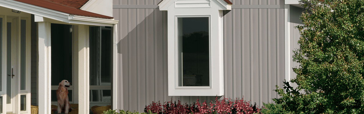 how to install vertical vinyl siding around windows