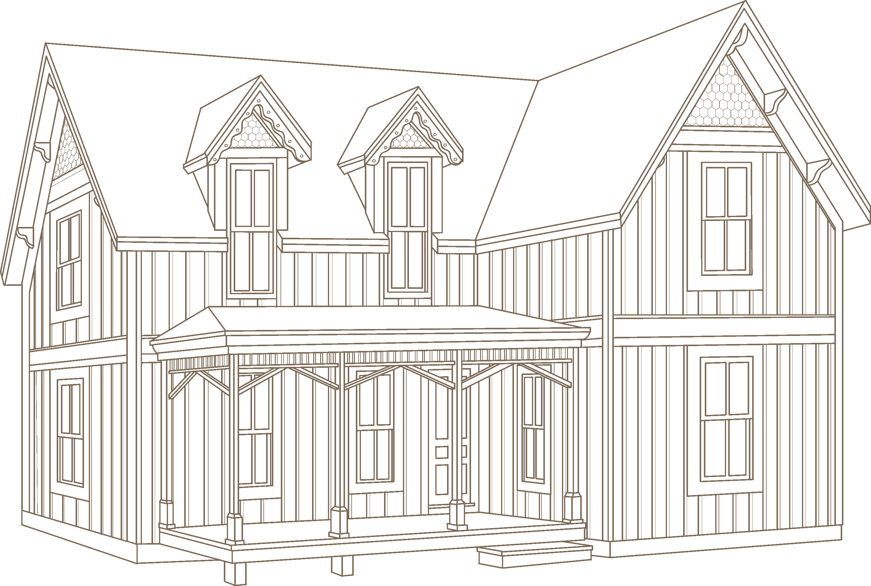 Folk Victorian Architectural Styles Vinyl Siding Vsi