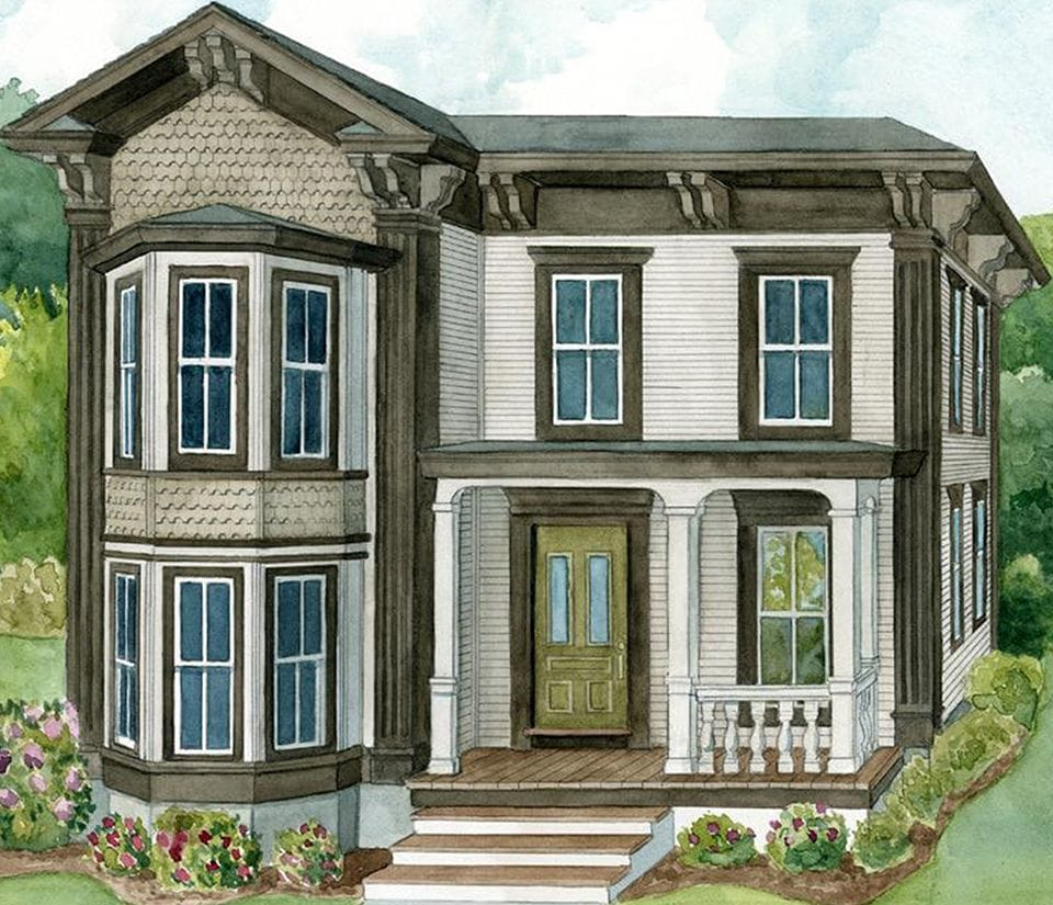 100 italianate victorian house plans image from for Classic house vinyl
