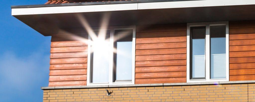 Vinyl Siding Solar Reflection Prevent Exterior Dammange