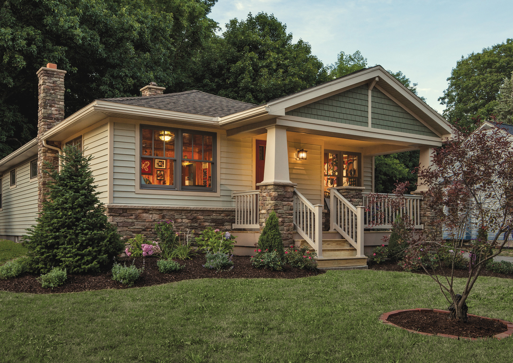 Craftsman Clapboard Vinyl Siding Institute Vsi