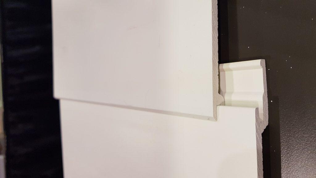 Cellular PVC Siding