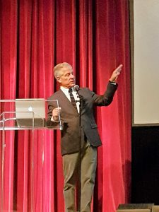 The King of New Urbanism, Andres Duany, spoke at CNU26