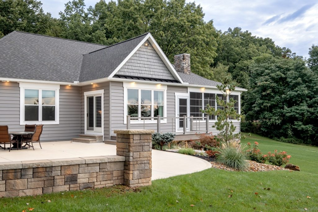 Inspiration Gallery Vinyl Siding Projects Homes Vsi