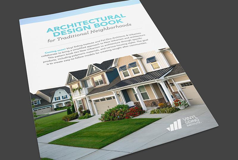 Architectural Design Book Teaser Vinyl Siding Institute Vsi